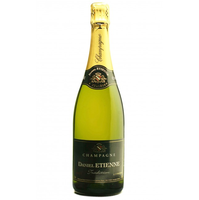 Champagne Brut Tradition Daniel Etienne