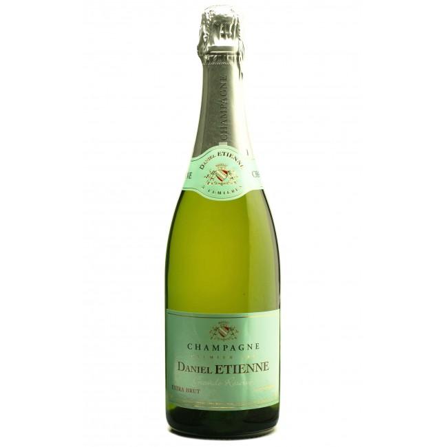 Champagne Zero Dosage Brut Premier Cru Daniel Etienne