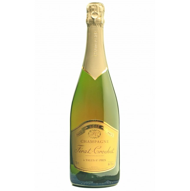 Champagner Rosé Ferat-Crochet