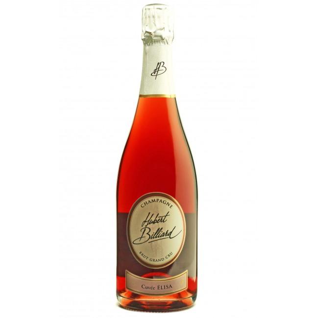 Champagner Rosé Grand Cru Hubert Billiard
