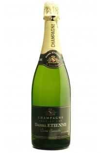 Champagne Premier Cru Brut Cuvée Spéciale Daniel Etienne