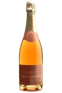 Champagne Rosé Premier Cru Daniel Etienne