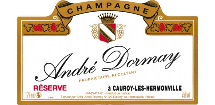 Andre Dormay Champagne