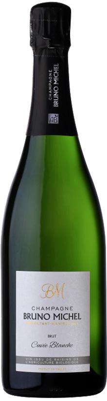 Bruno Michel Champagne Cuvée Blanche Brut
