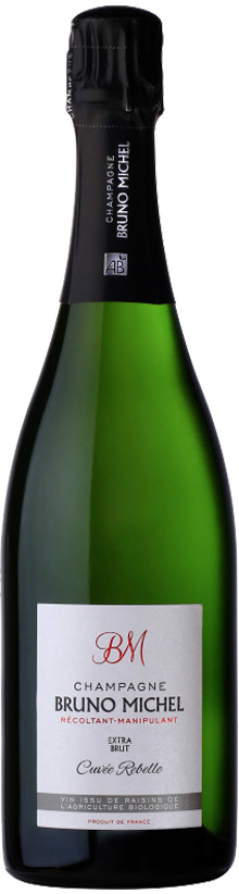 Bruno Michel Champagne Cuvée Rebelle Brut Nature (Zéro Dosage)