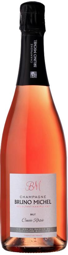 Bruno Michel Champagne Cuvée Rosé Brut