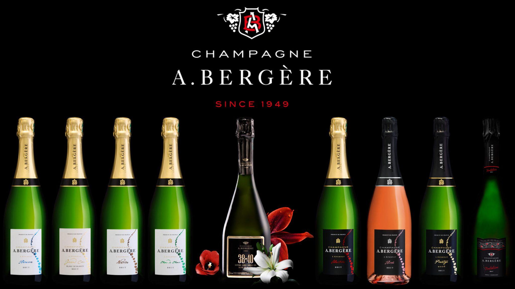 Champagne A. Bergere