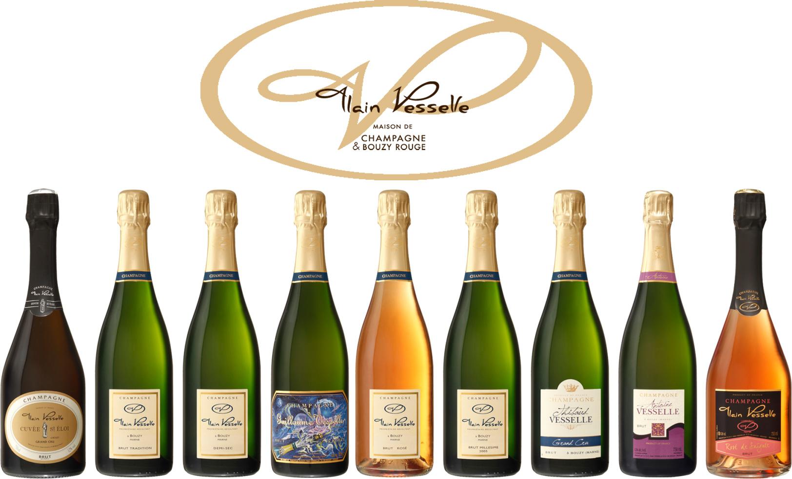 Champagne Alain Vesselle