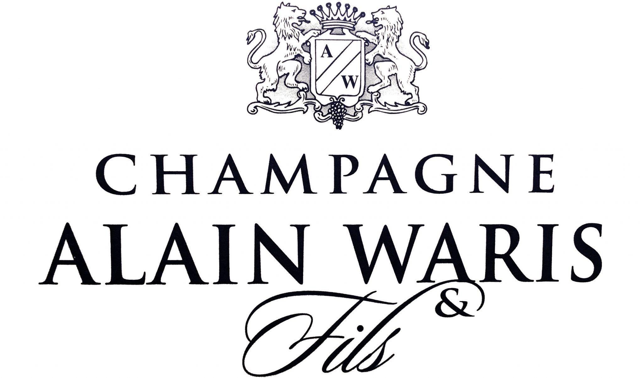 Champagne Alain Waris