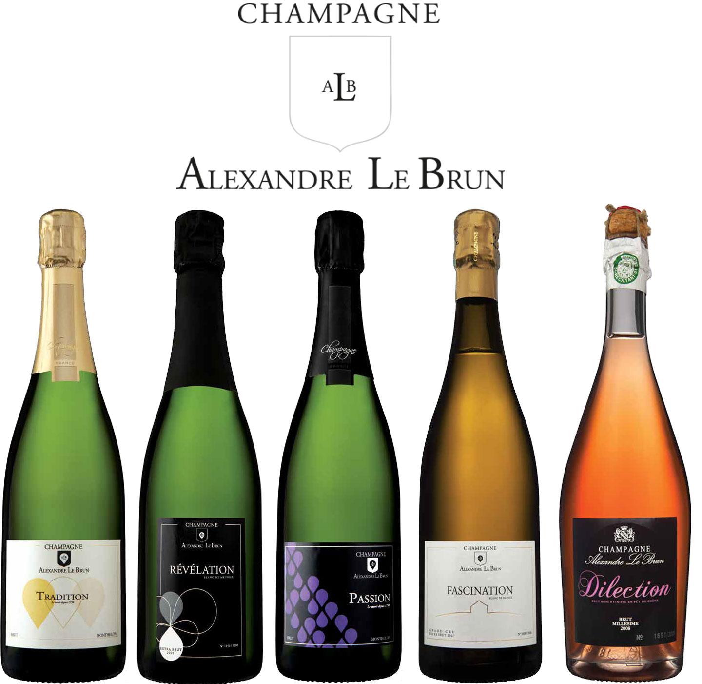 Champagne Alexandre Le Brun