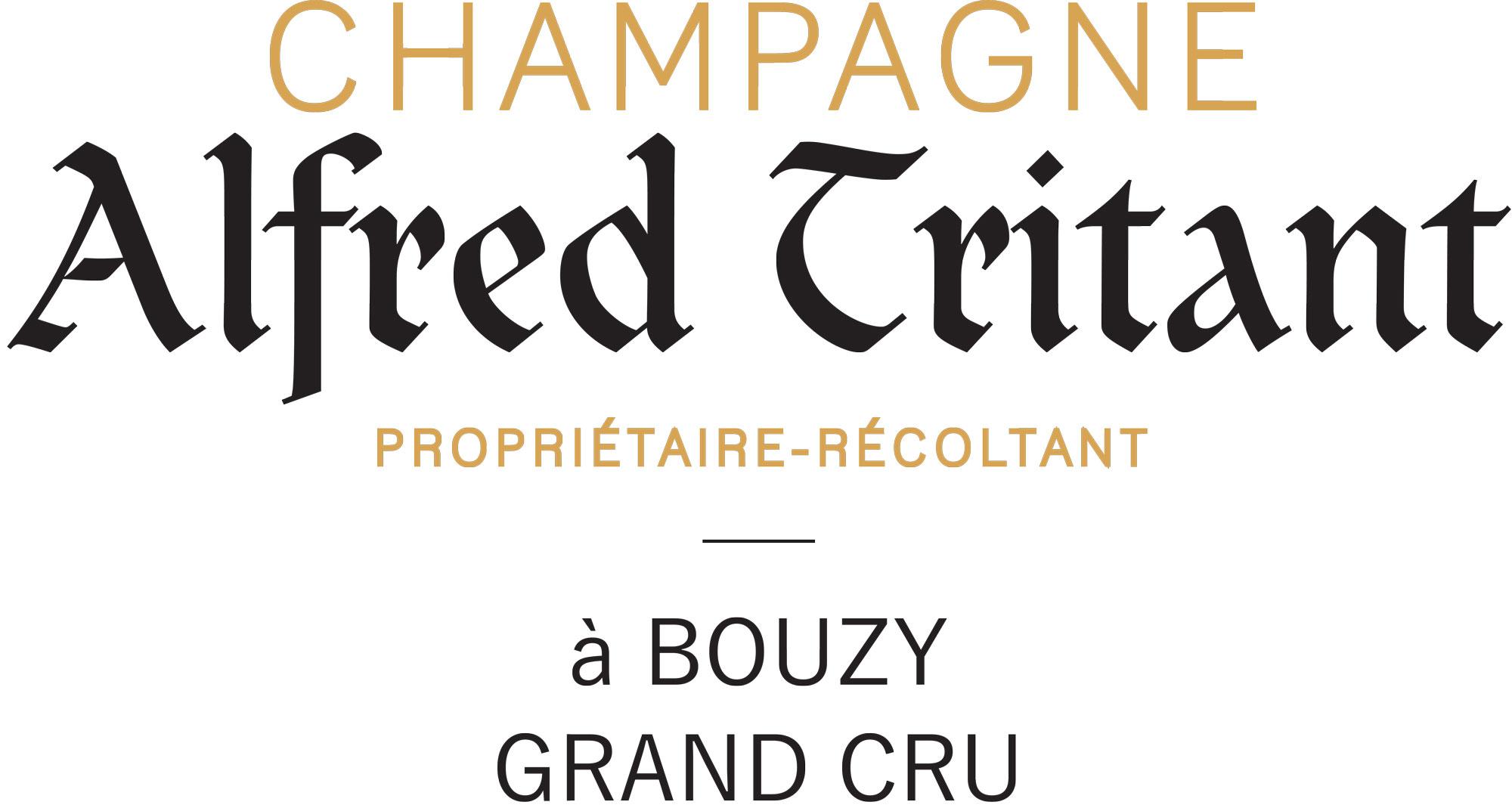 Champagne Alfred Tritant