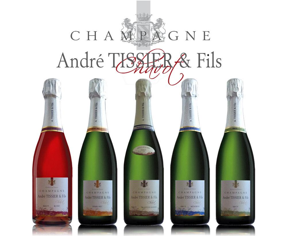 Champagne Andre Tissier