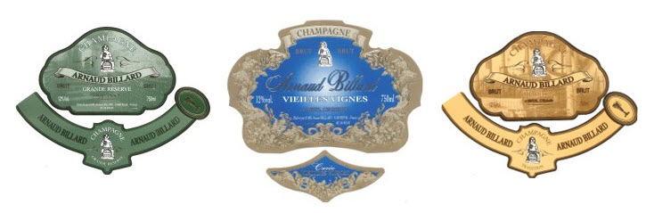 Champagne Arnaud Billard