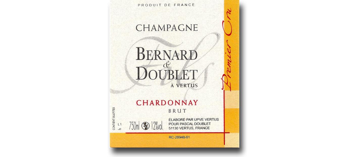 Champagne Bernard Doublet