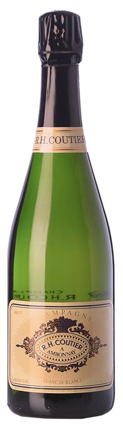 Champagne Blanc de Blancs Grand Cru RH Coutier