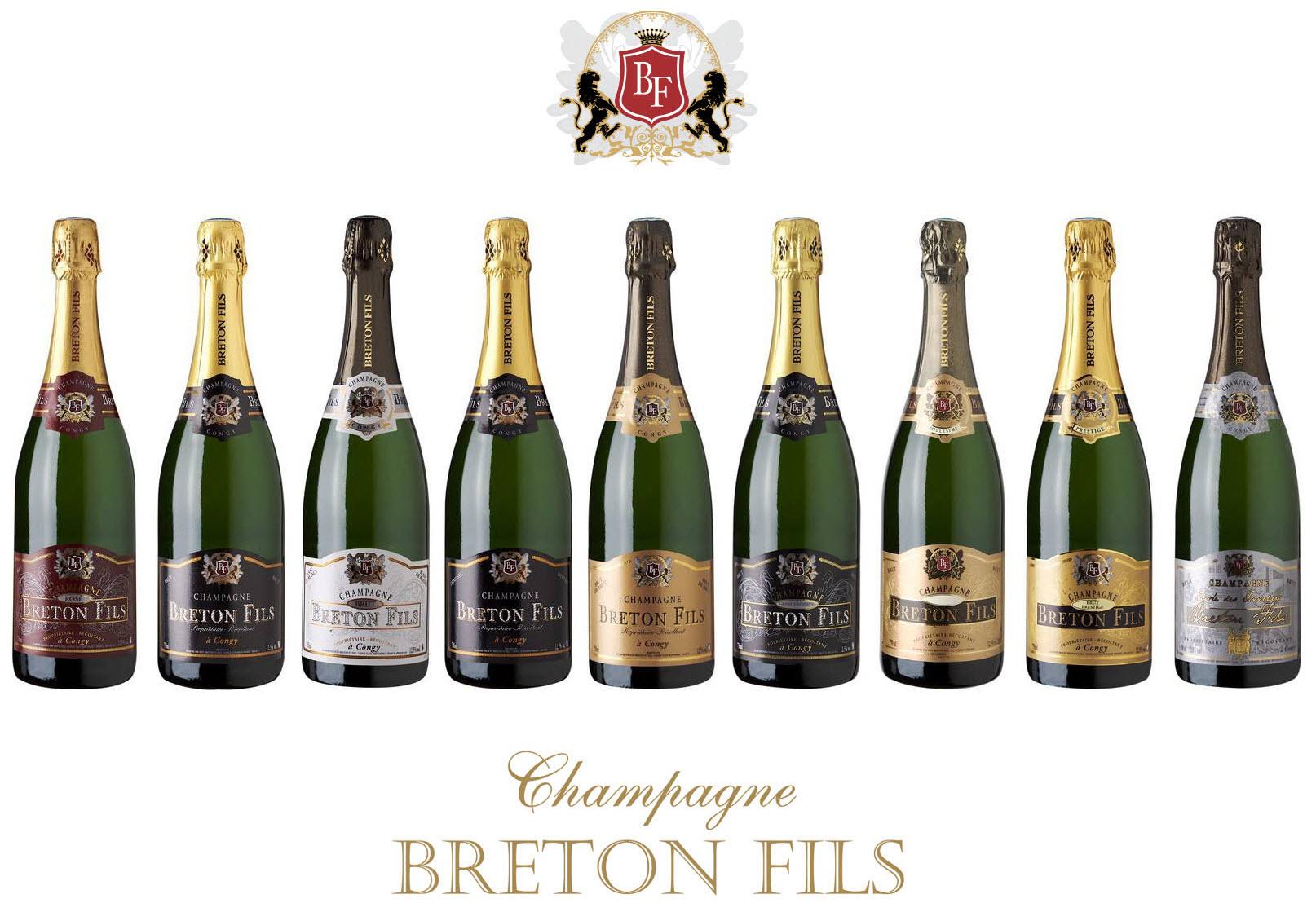 Champagne Breton-Fils