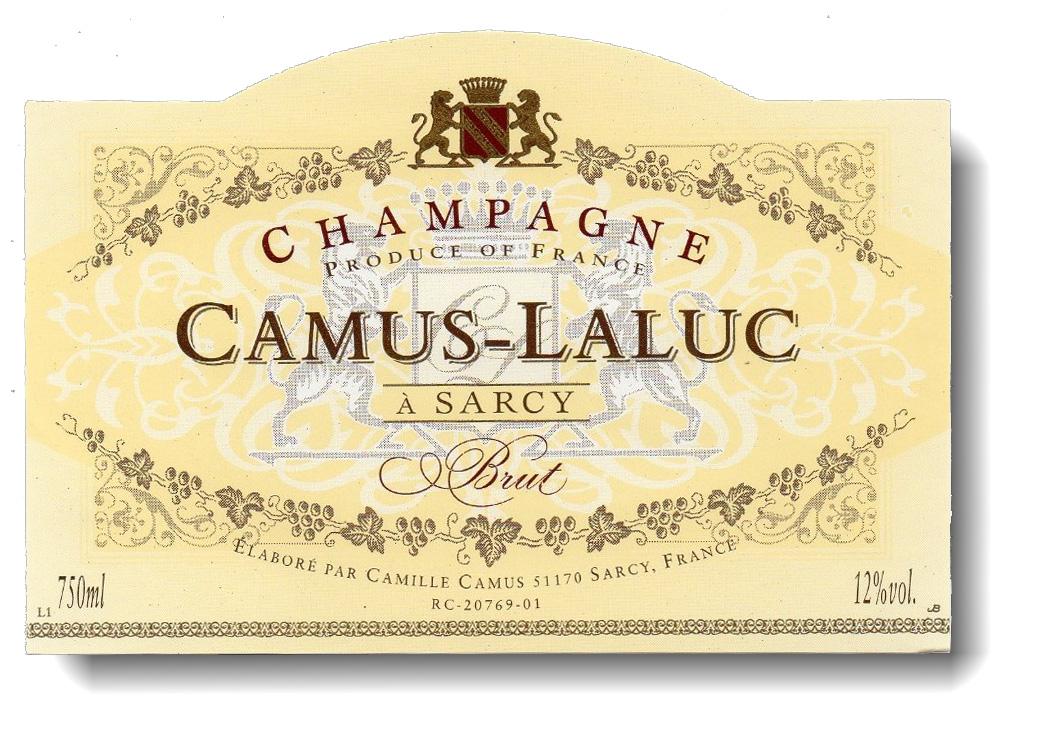 Champagne Camus-Laluc