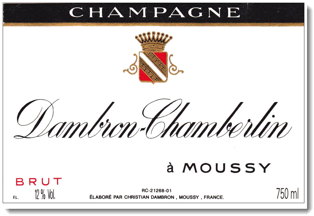 Champagne Dambron Chamberlin