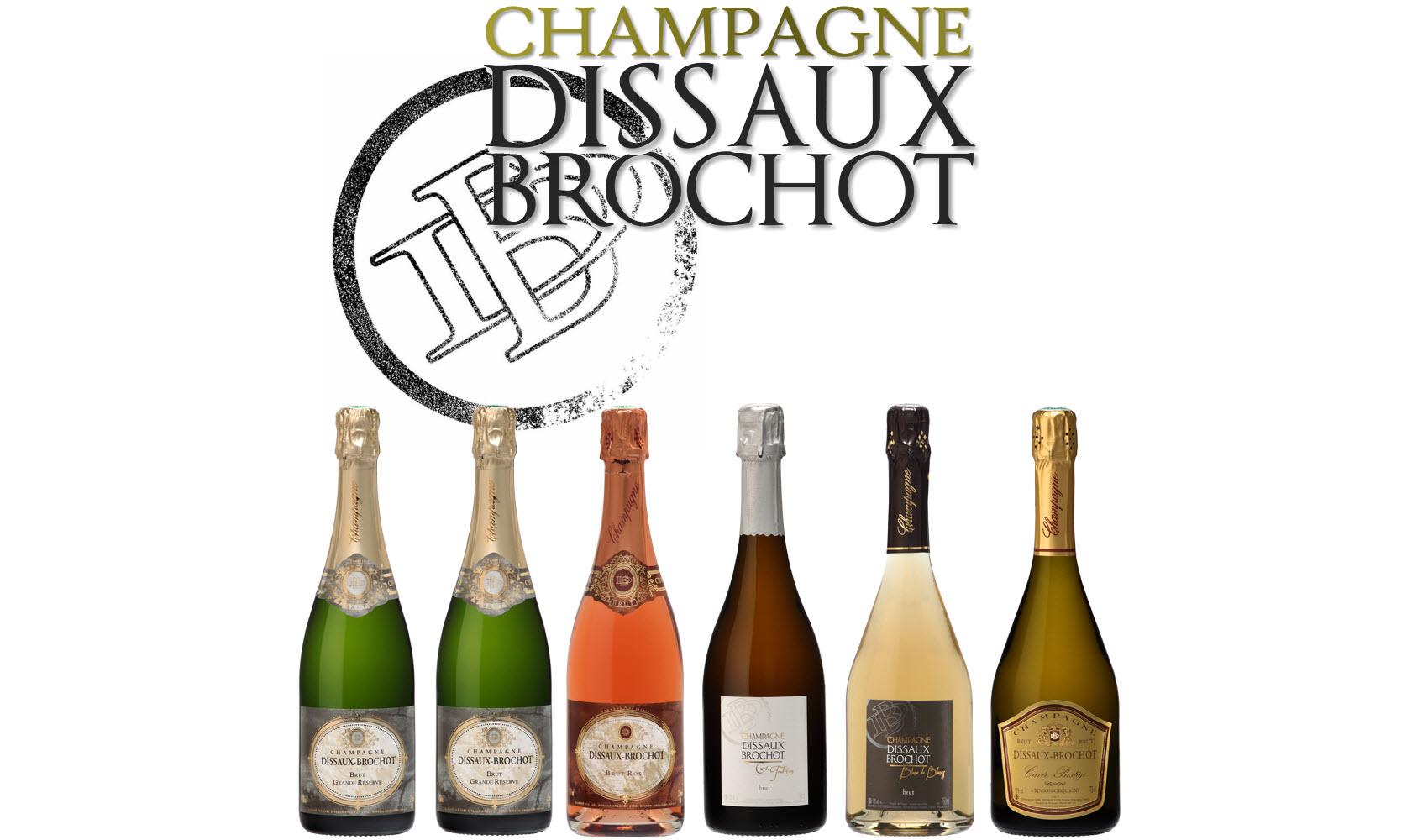 Champagne Dissaux Brochot