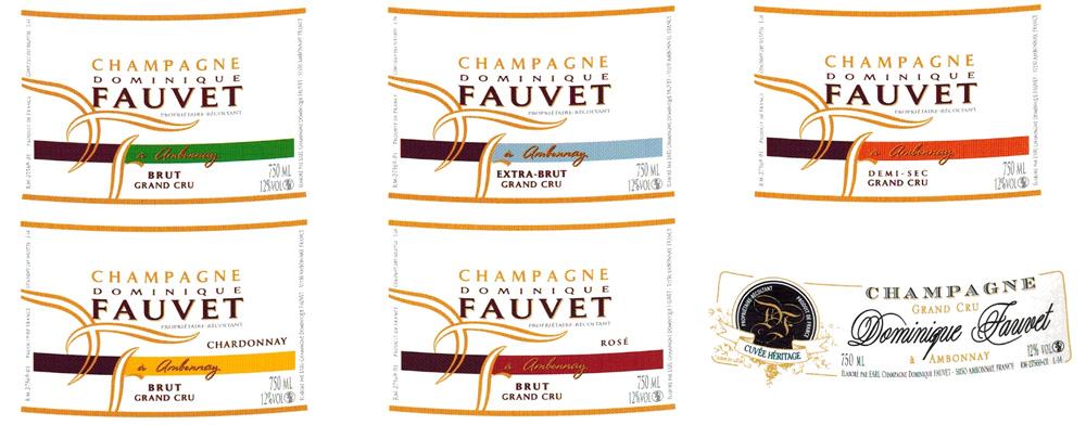 Champagne Dominique Fauvet