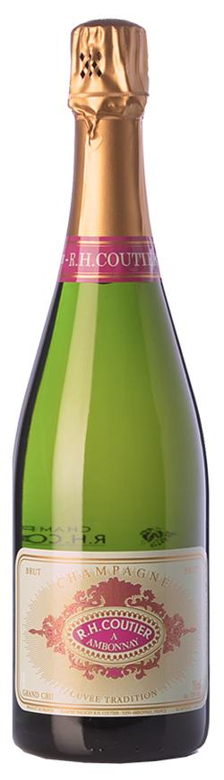 Champagne Grand Cru Brut Tradition RH Coutier