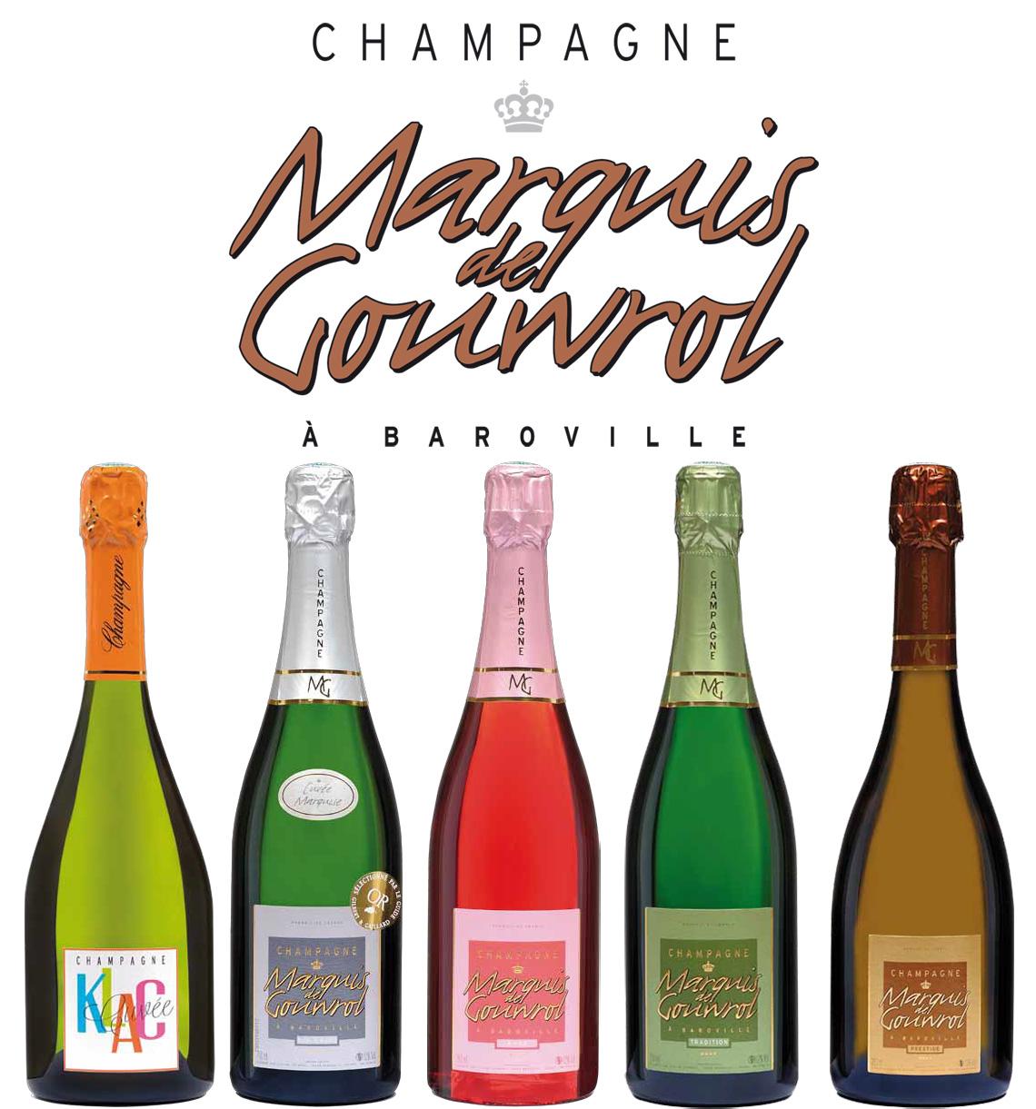 Champagne Marquis de Gouwrol