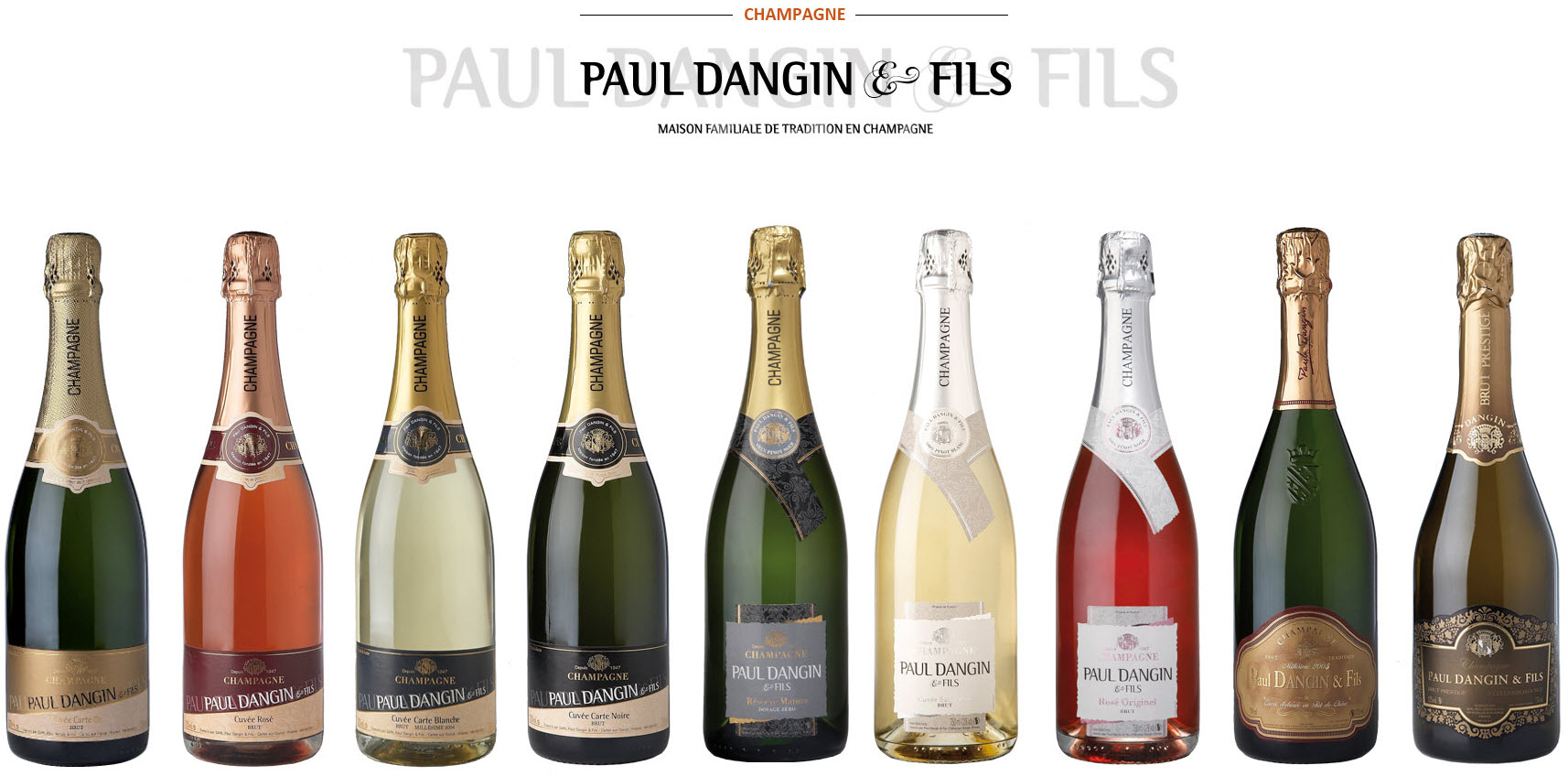 Champagne Paul Dangin Fils
