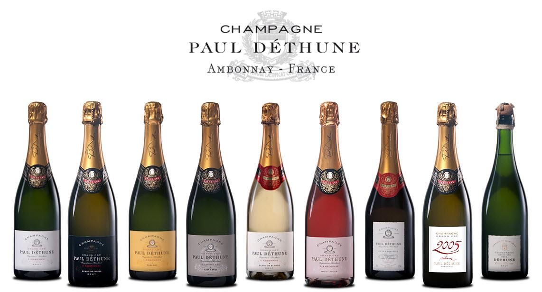 Champagne Paul Dethune