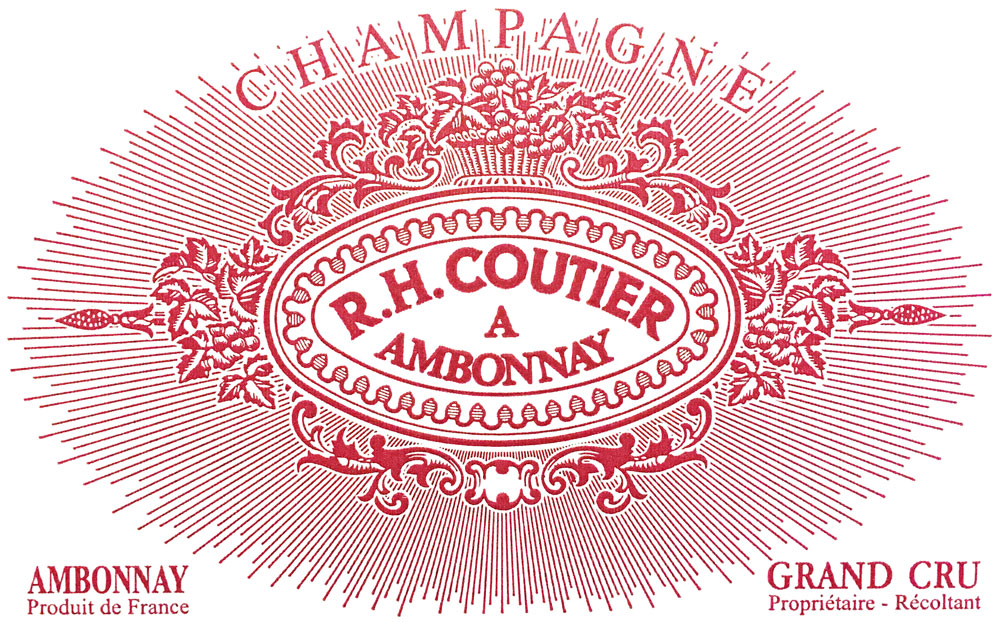 Champagne R.-H. Coutier