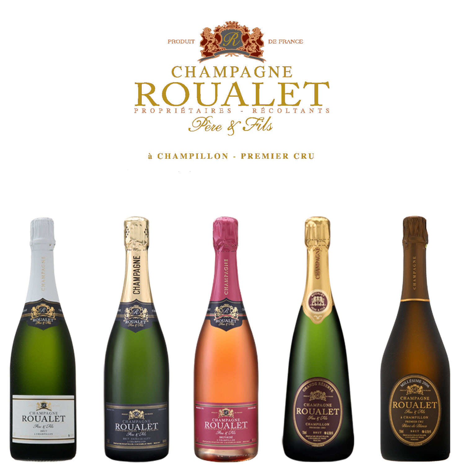 champagne roualet