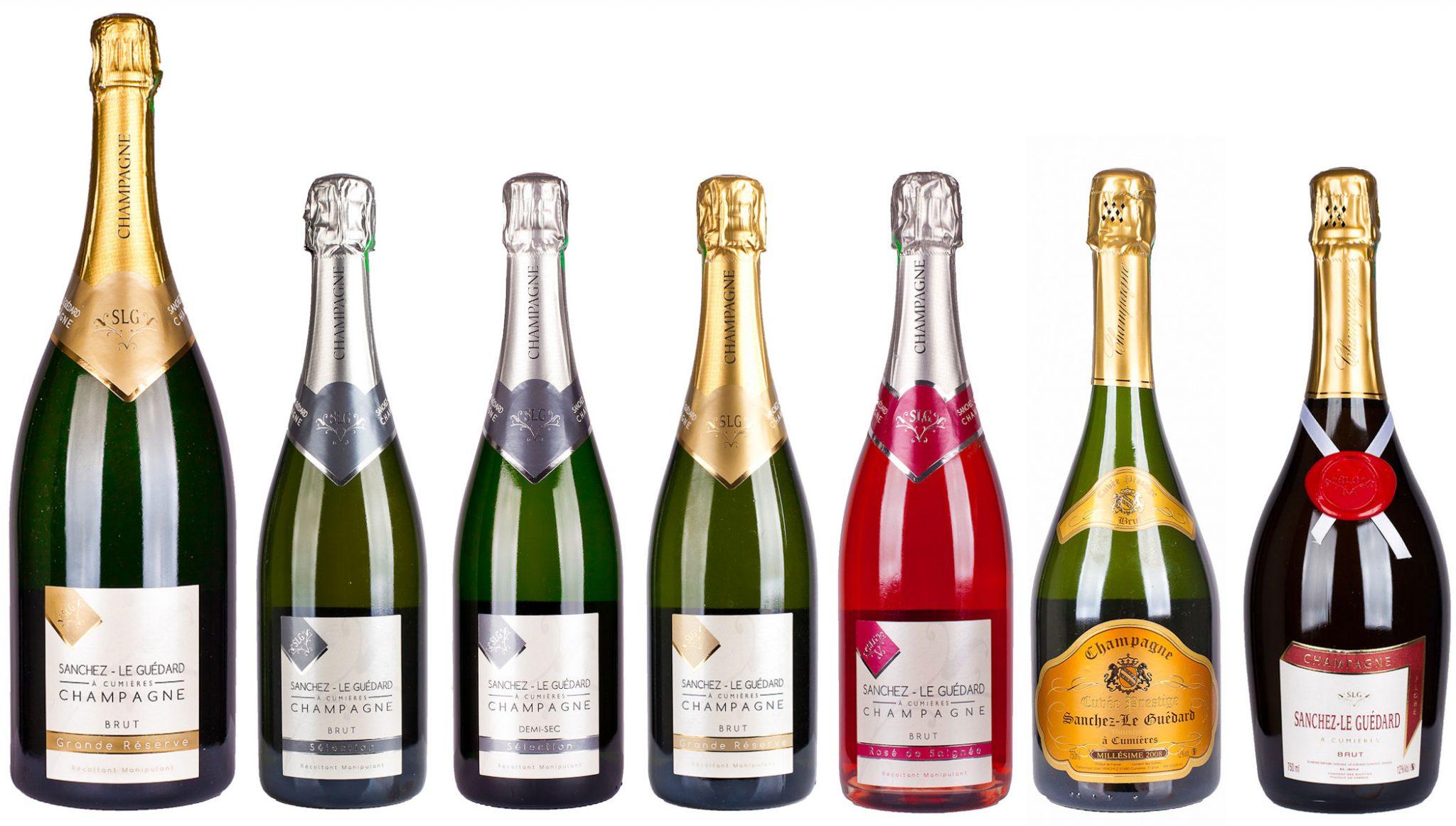 Champagne Sanchez-Le Guédard