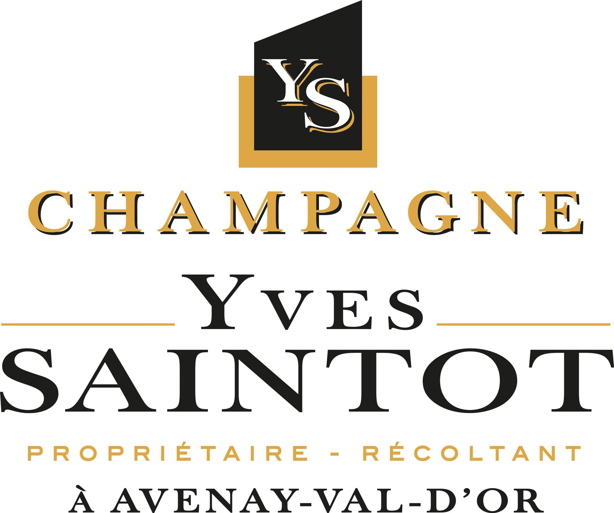 Champagne Yves Saintot