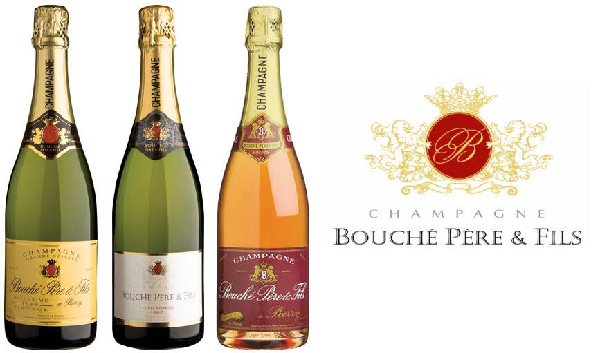 Champagner Bouché Père et Fils