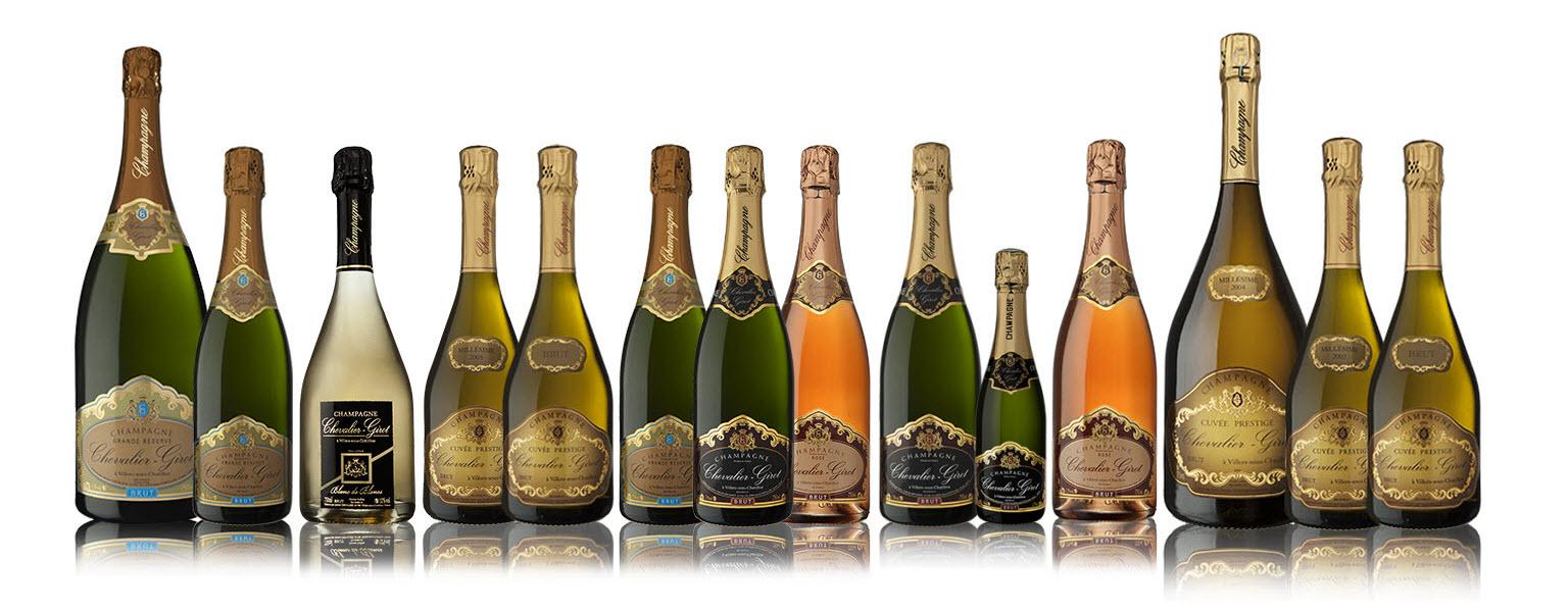 Champagner Chevalier Girot