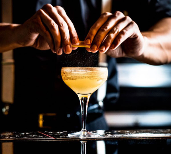 Cocktails mit Pfiff