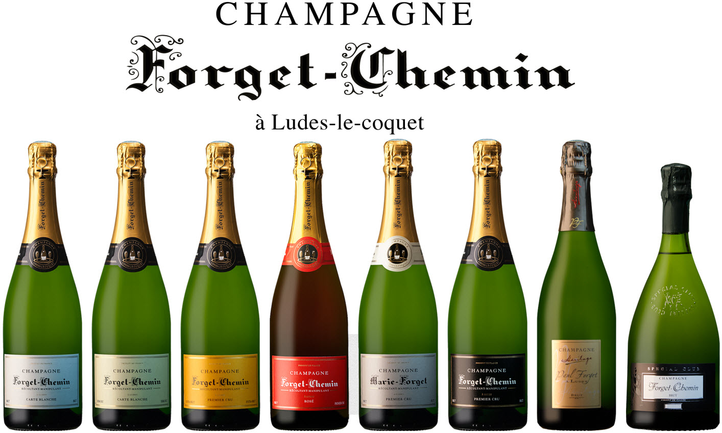 champagne forget chemin