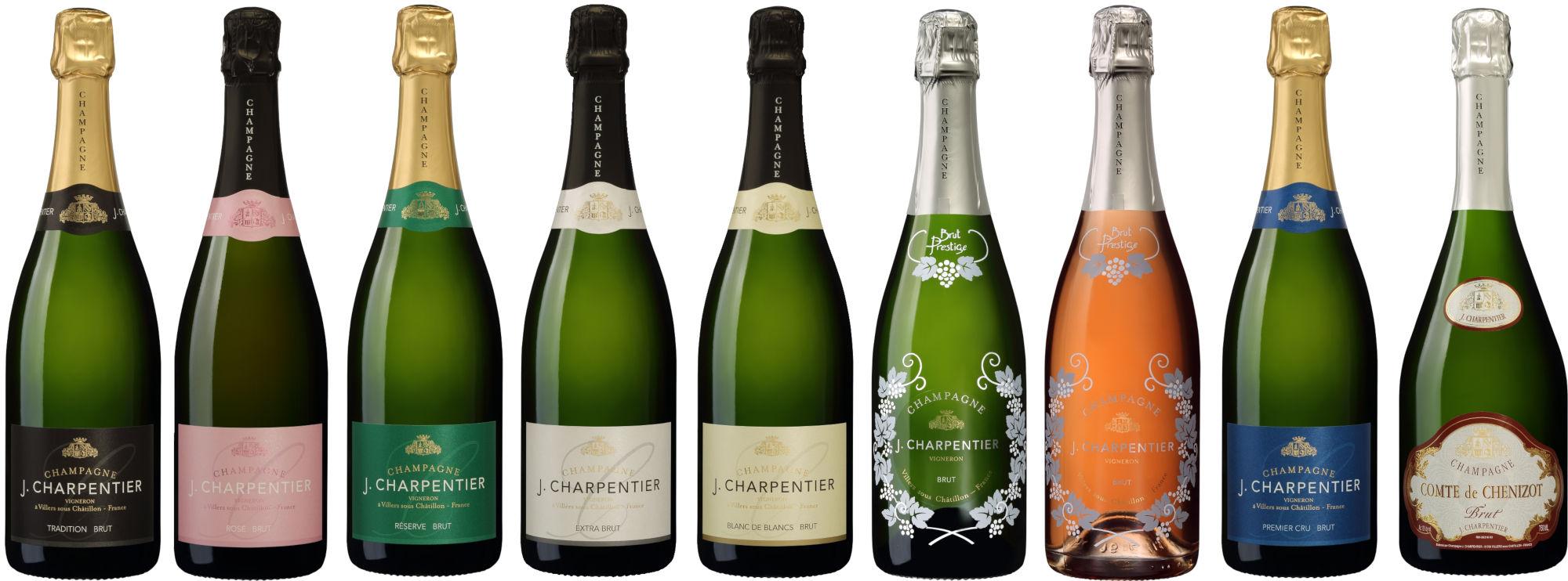 Champagner J. Charpentier