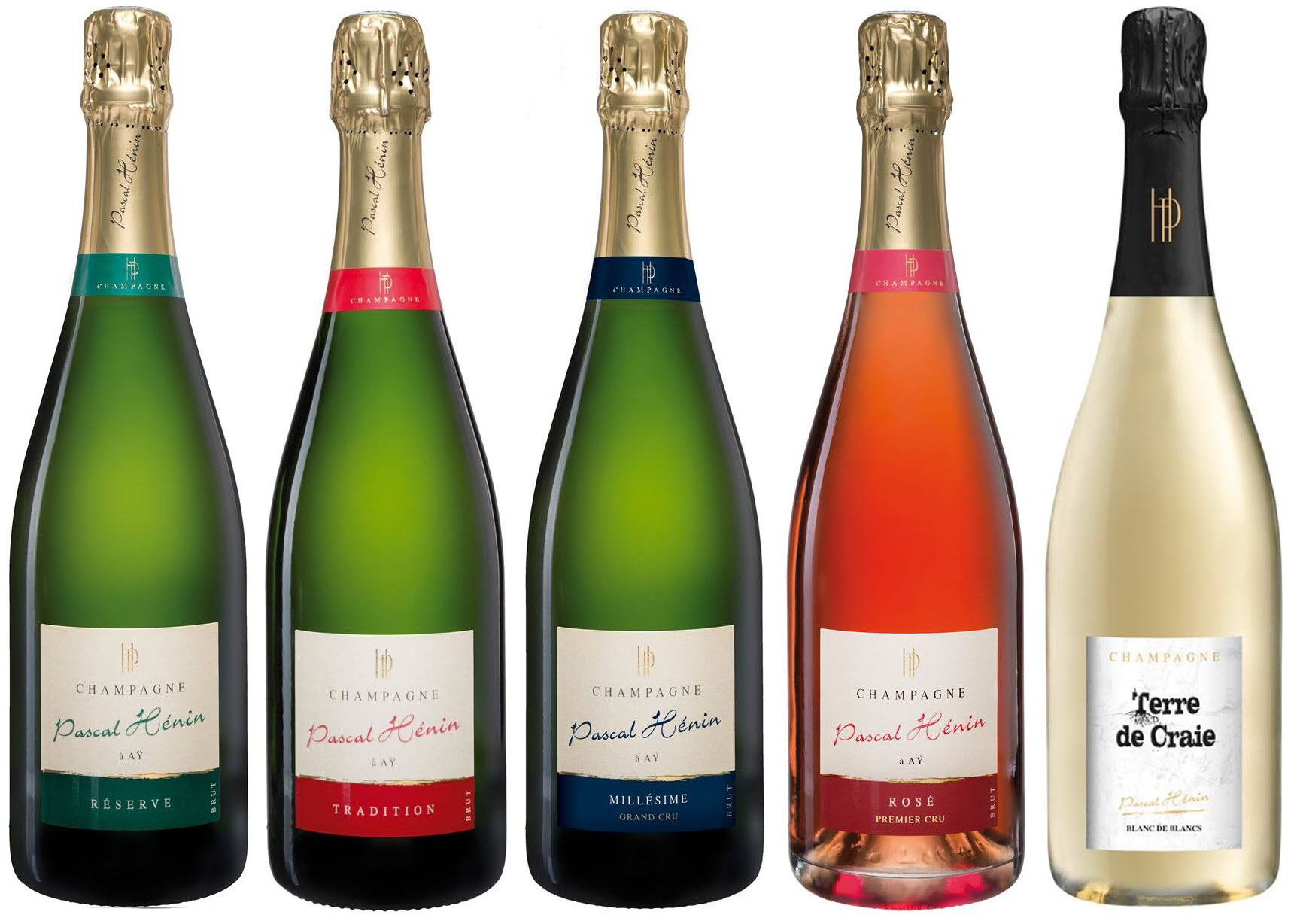 Champagner Pascal Hénin