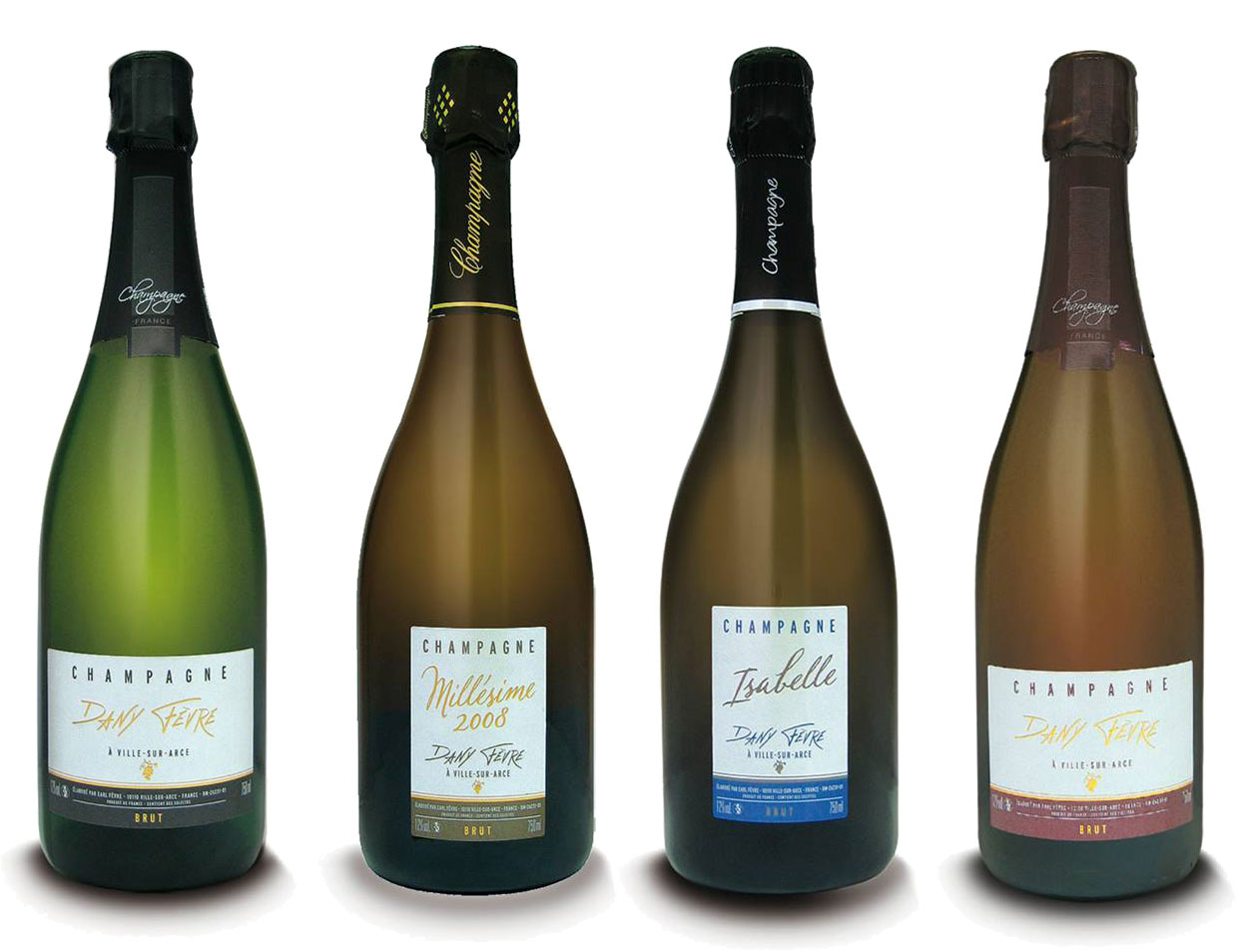 Champagne Dany Fèvre