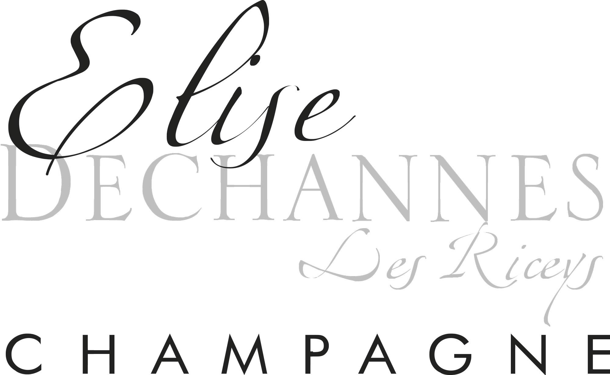 Elise Dechannes Champagne