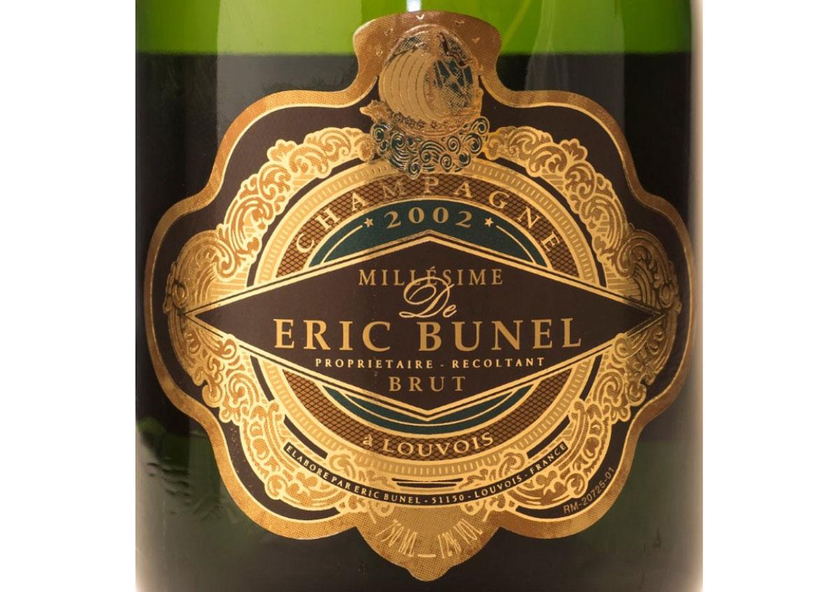 Eric Bunel Champagne