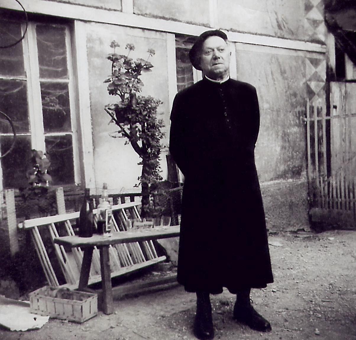 Felix Kir der Domherr von Dijon