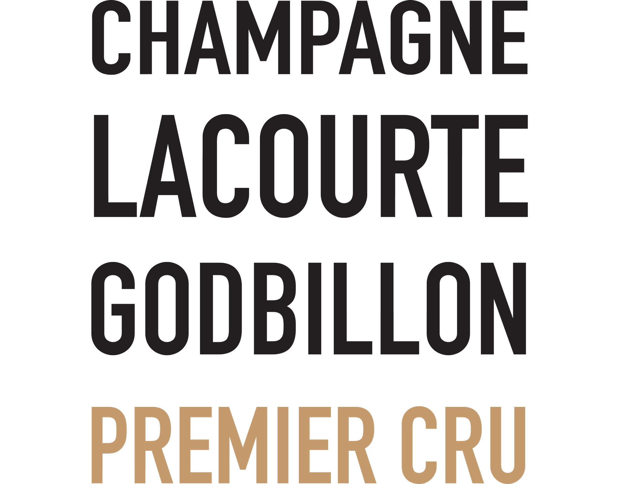 Lacourte-Godbillon Champagne
