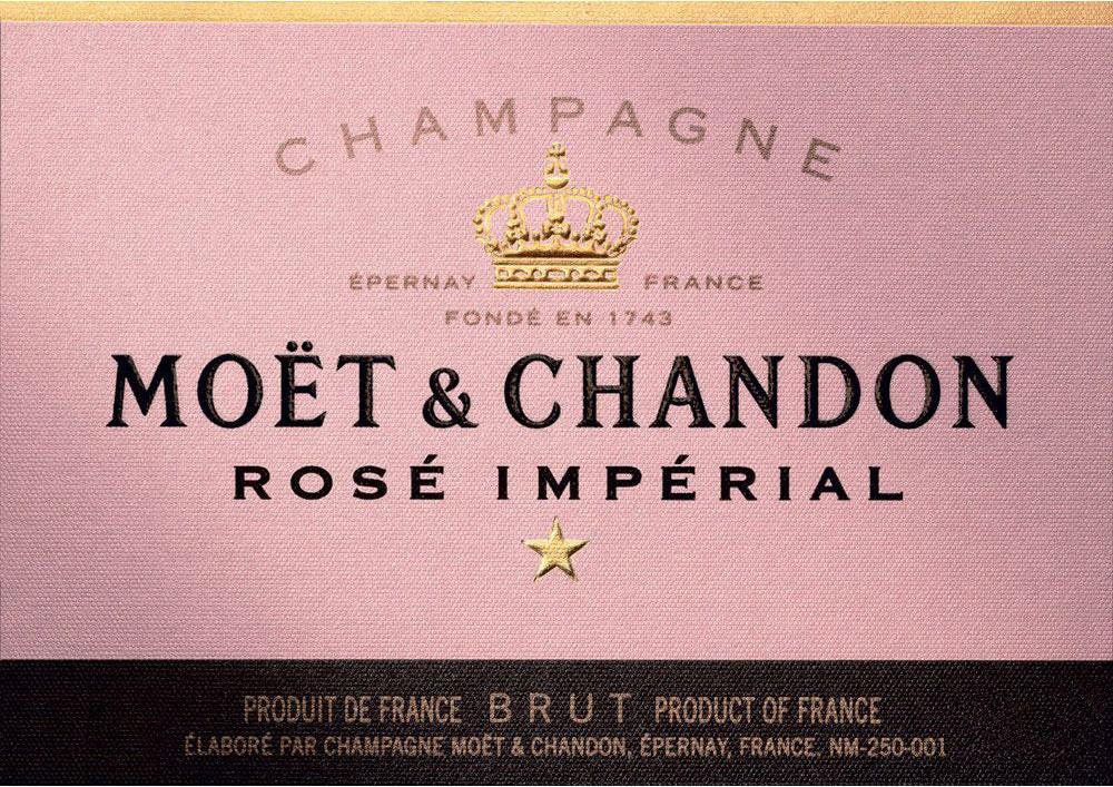 Moet Rosé Imperial