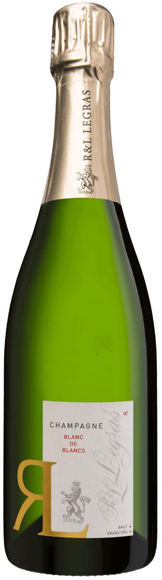 R. & L. Legras Brut Blanc de Blancs Grand Cru Champagne