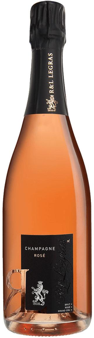 R. & L. Legras Brut Rose Grand Cru Champagne
