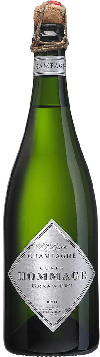 R. & L. Legras Hommage Brut Blanc de Blancs Grand Cru Champagne