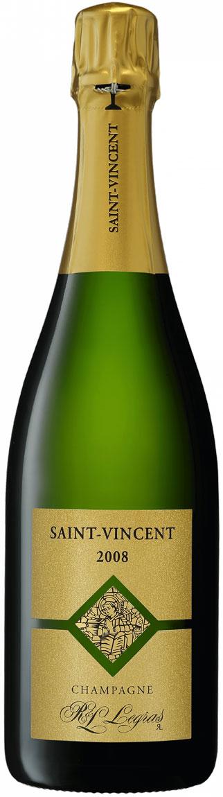 R. & L. Legras Saint Vincent Brut Blanc de Blancs Grand Cru Jahrgangs-Champagner