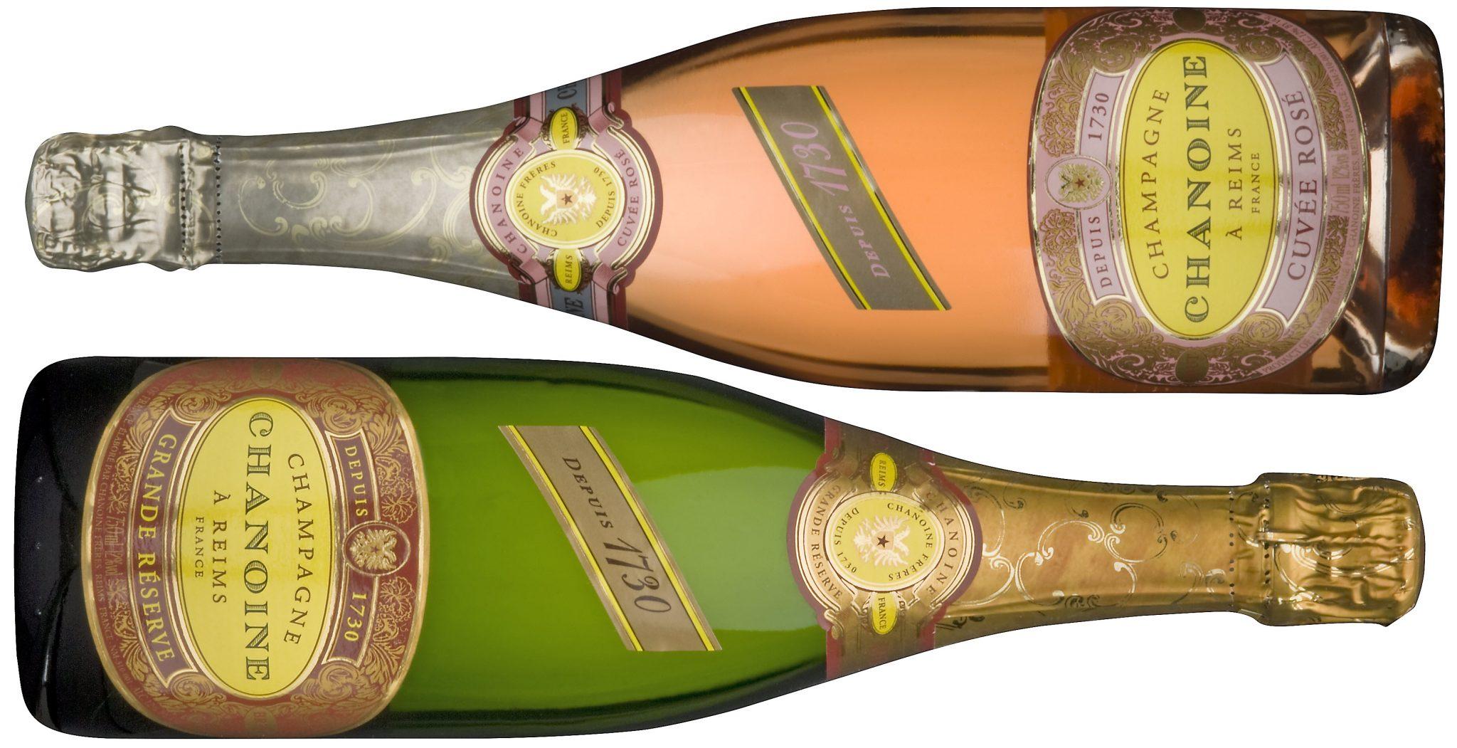 champagne chanoine brut grande reserve brut rose